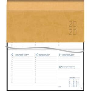 Diary Novoplan 2020 Beige