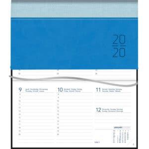 Diary Novoplan 2020 Blue