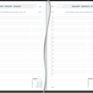 Diary Daily 2021