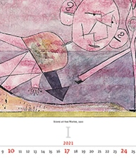 Calendars Art