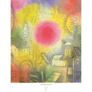 Wall Calendar Art Paul Klee 2021 May