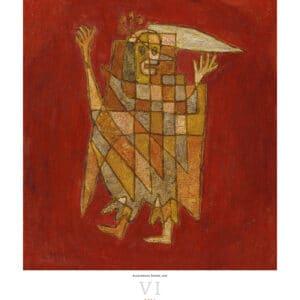 Wall Calendar Art Paul Klee 2021 June