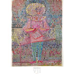 Wall Calendar Art Paul Klee 2021 July
