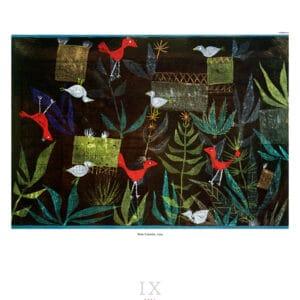Wall Calendar Art Paul Klee 2021 September