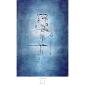 Wall Calendar Art Paul Klee 2021 November