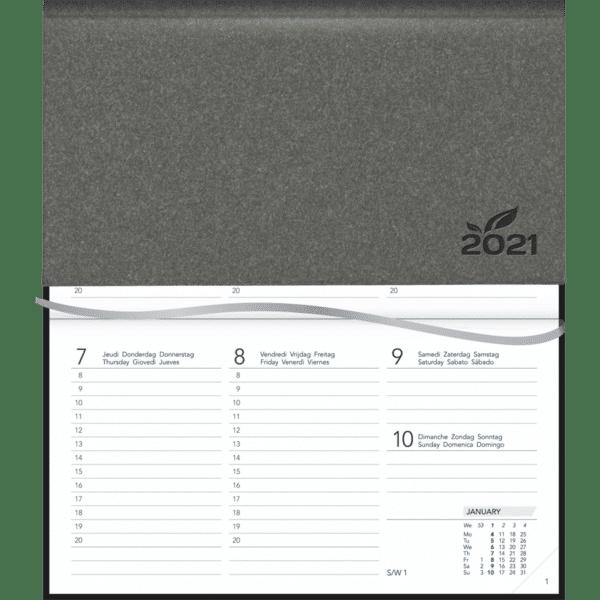 Diary Novoplan 2021 Grey