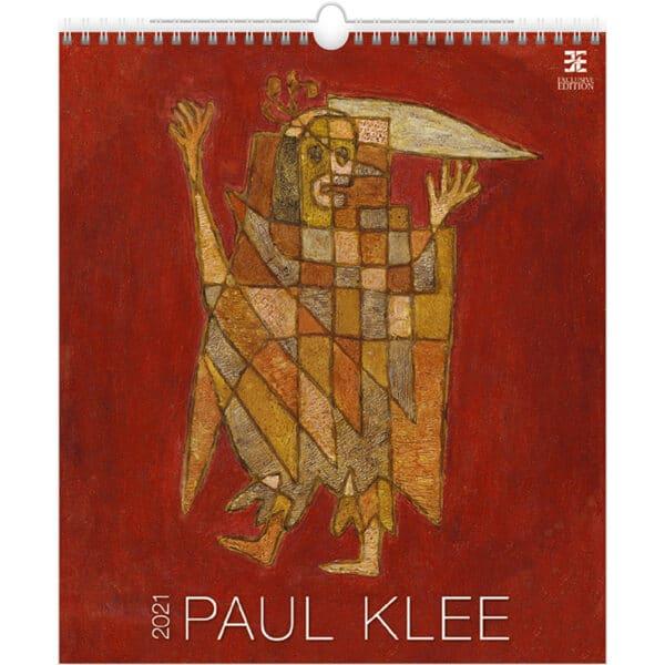 Wall Calendar Art Paul Klee 2021