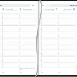 Diary Plan-a-week 2021