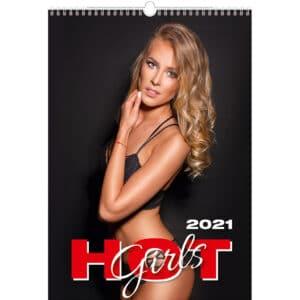 Wall calendar Hot Girls 2021
