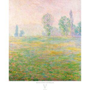 Art calendar Impressionism 2022 May