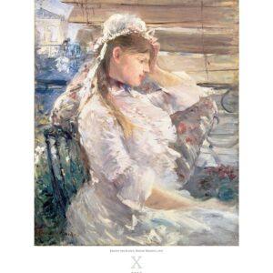 Art calendar Impressionism 2022 October