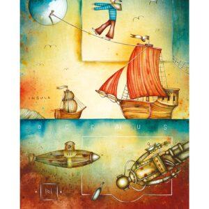 Art calendar Art Naive 2022 June