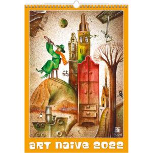 Art calendar Art Naive 2022