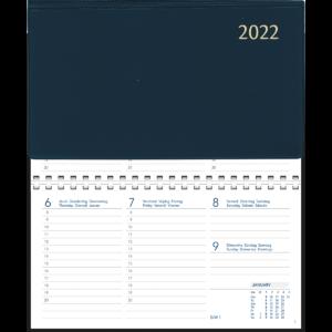 Novoplan comb bound 2022 Blue