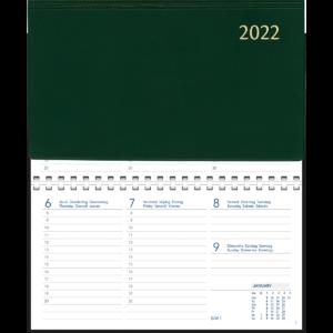 Novoplan comb bound 2022 Green