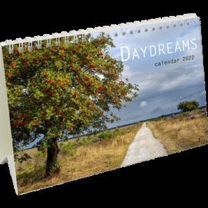 Desk calendar Daydreams 2022